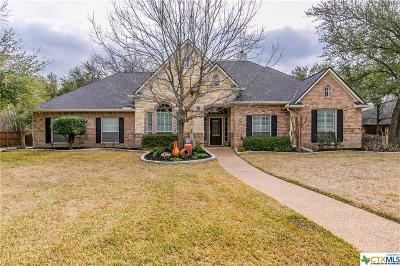 Belton Single Family Home For Sale: 3502 Spinnaker