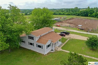 Temple, Belton Single Family Home For Sale: 3109 Gun Club
