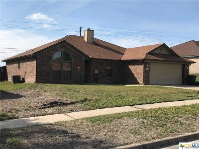 Killeen Single Family Home For Sale: 3003 Westwood Drive