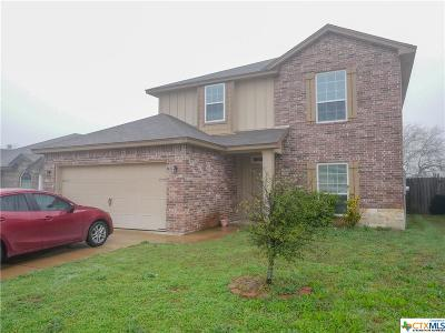 Temple Single Family Home For Sale: 5428 Stonehaven
