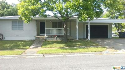 Copperas Cove Single Family Home For Sale: 403 Urbantke