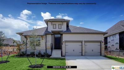 Schertz Single Family Home For Sale: 6541 Crockett Cove