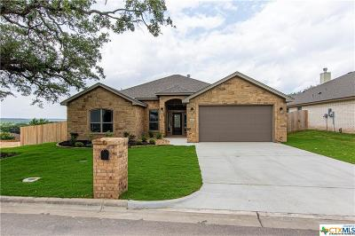 Belton Single Family Home For Sale: 1657 Lacy Ridge