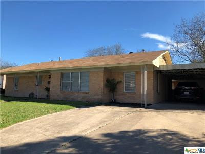 Killeen TX Single Family Home For Sale: $89,000