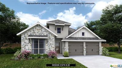 Schertz Single Family Home For Sale: 6575 Mason Valley