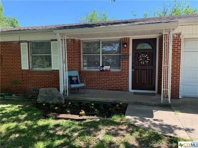 Gatesville Single Family Home For Sale: 2316 Bridge Street