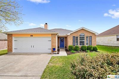 Kyle TX Single Family Home For Sale: $195,000