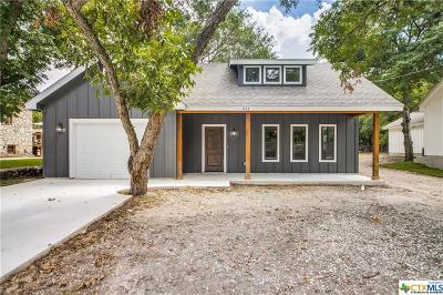 New Braunfels Single Family Home For Sale: 1433 Katy St.