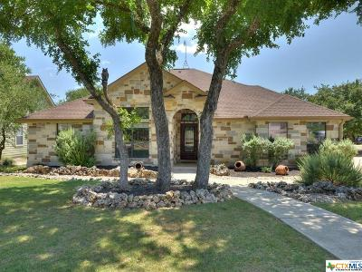 Wimberley TX Single Family Home For Sale: $389,900