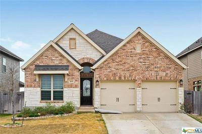 San Marcos TX Single Family Home For Sale: $289,900