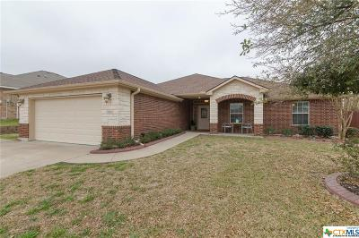 Killeen Single Family Home For Sale: 5700 Tourmaline Drive