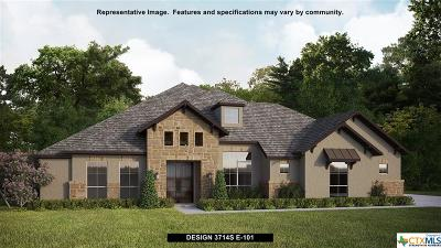 New Braunfels Single Family Home For Sale: 2337 Appellation