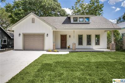 New Braunfels Single Family Home For Sale: 1441 Katy St.