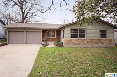 Temple, Belton Single Family Home For Sale: 1401 S 47th