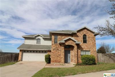 Copperas Cove Single Family Home For Sale: 1203 Bowen Ave