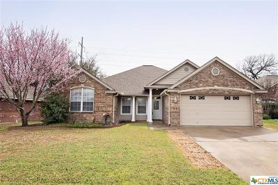 Belton TX Single Family Home For Sale: $198,000