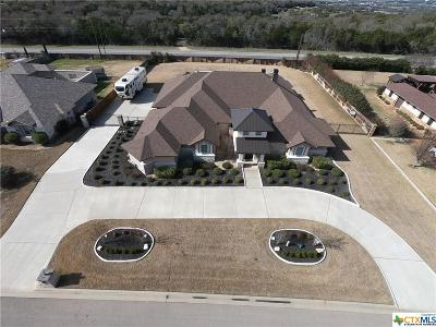Belton TX Single Family Home For Sale: $699,900