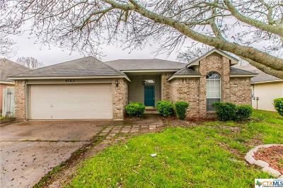 Temple, Belton Single Family Home For Sale: 4705 High Pointe