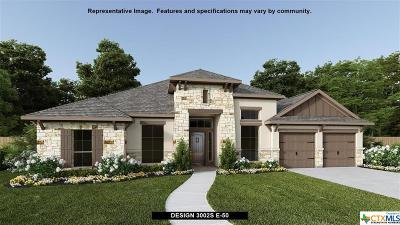 New Braunfels Single Family Home For Sale: 1311 Yaupon Loop