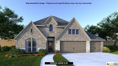 New Braunfels Single Family Home For Sale: 1183 Barberry Way