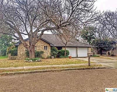 Killeen Single Family Home For Sale: 1204 Arkansas Avenue