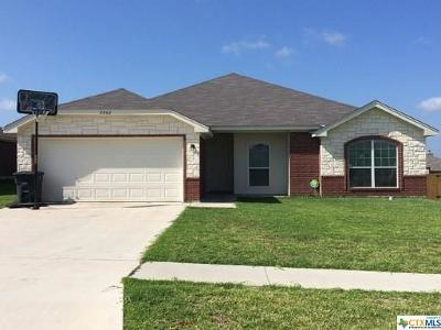 Killeen TX Single Family Home For Sale: $147,500
