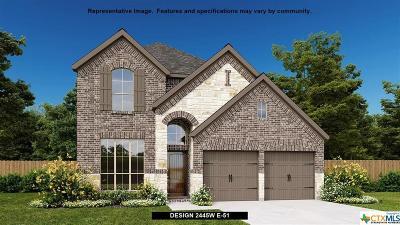 San Antonio Single Family Home For Sale: 14846 Flint Glen