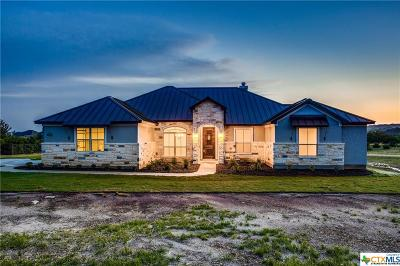 New Braunfels Single Family Home For Sale: 1195 Via Principale Drive