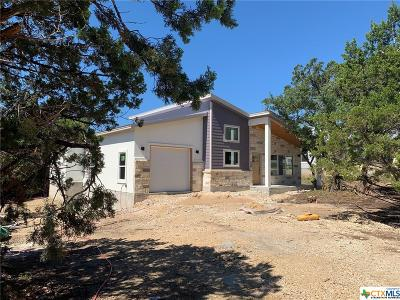 Canyon Lake Single Family Home For Sale: 1268 Canyon