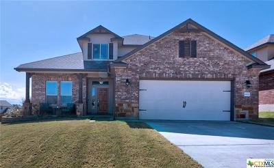 Killeen Single Family Home For Sale: 6502 Tanzanite Drive