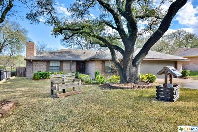 Temple, Belton Single Family Home For Sale: 3510 Elm