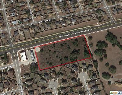 Leander Residential Lots & Land For Sale: 12621 Hero's Way West