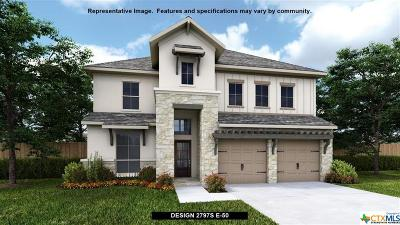 New Braunfels Single Family Home For Sale: 1158 Thicket Lane