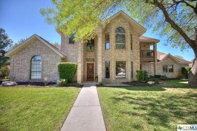 New Braunfels Single Family Home For Sale: 2252 Waterford Grace