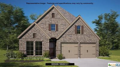 Seguin Single Family Home For Sale: 1913 Creek Ridge Street