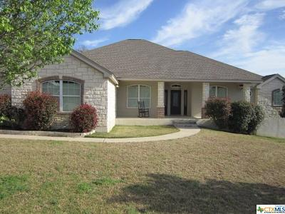 Harker Heights Single Family Home For Sale: 105 Majestic View Court