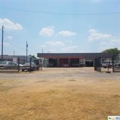 Harker Heights Commercial For Sale: 514 E Veterans Memorial