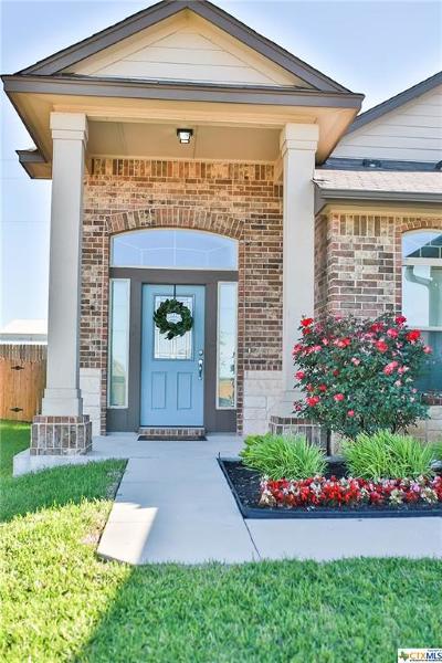 Temple Single Family Home For Sale: 119 Crocker