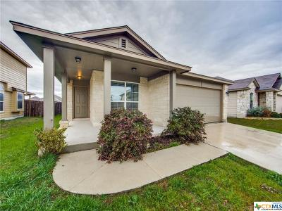 New Braunfels Single Family Home For Sale: 759 Spectrum Dr.