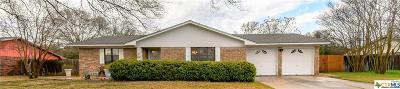 Harker Heights Single Family Home For Sale: 204 E Cherokee Drive