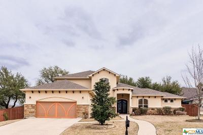 Temple Single Family Home For Sale: 6715 Las Colinas Drive