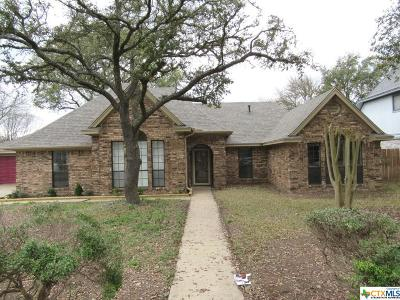 Temple Single Family Home For Sale: 5104 Sturbridge Drive