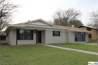 Lampasas Single Family Home For Sale: 26 Castleberry Street