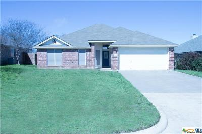 Harker Heights TX Single Family Home For Sale: $166,900