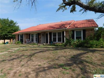 Gatesville TX Single Family Home For Sale: $185,000