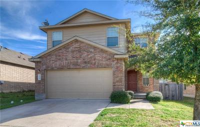 Leander Single Family Home For Sale: 204 Kingfisher