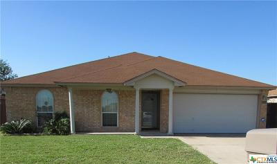 Killeen Single Family Home For Sale: 3700 Iredell