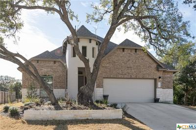 Leander Single Family Home For Sale: 205 Orange Mimosa Lane