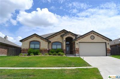 Killeen Single Family Home For Sale: 3001 Traditions