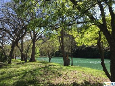 New Braunfels Residential Lots & Land For Sale: 1755 Riada Drive